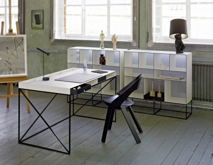 desk christophe marchand design. Black Bedroom Furniture Sets. Home Design Ideas